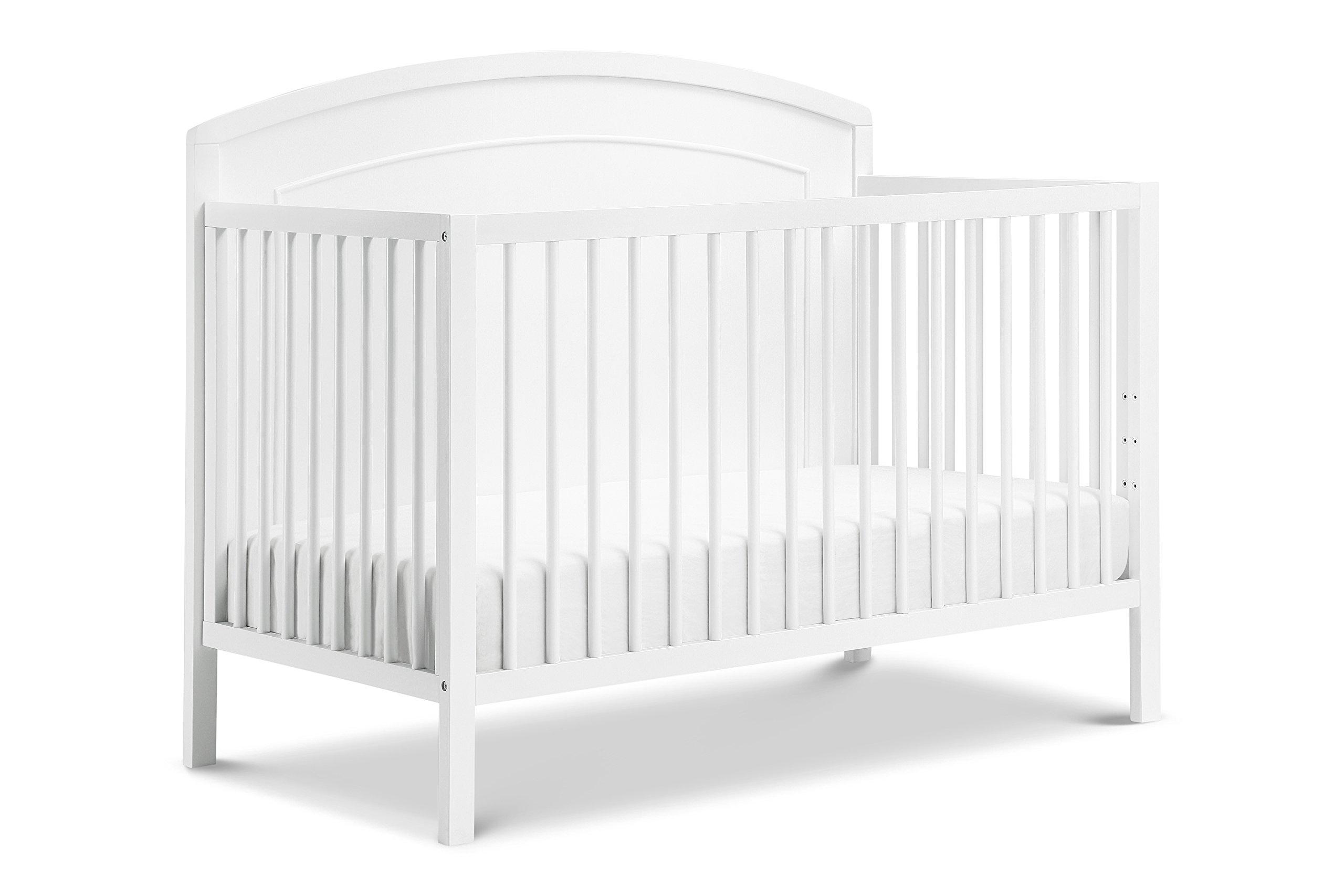 Carter's by DaVinci Kenzie 4-in-1 Convertible Crib, White