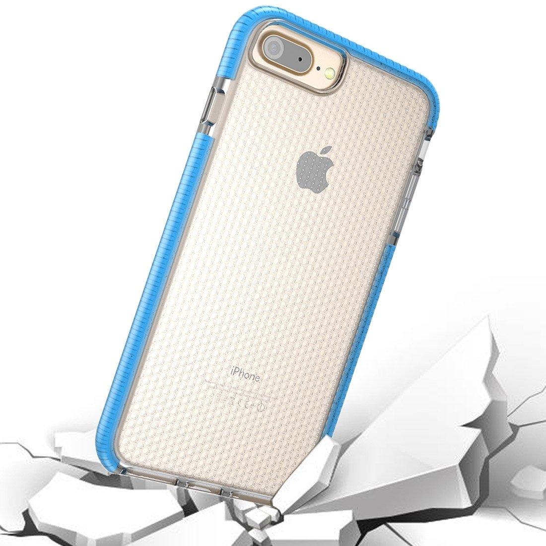 GHC Cases & Covers, Para iPhone 8 Plus, 7 Plus y 6 Plus Funda anti ...