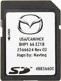 Genuine Mazda (BHY1-79-EZXA) Navigation System