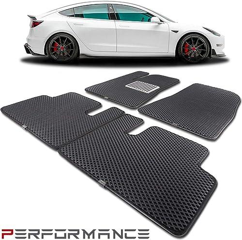 MATSKY Tesla Model 3 Floor Mats, Performance Line