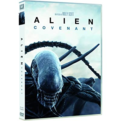 Alien Covenant [DVD]