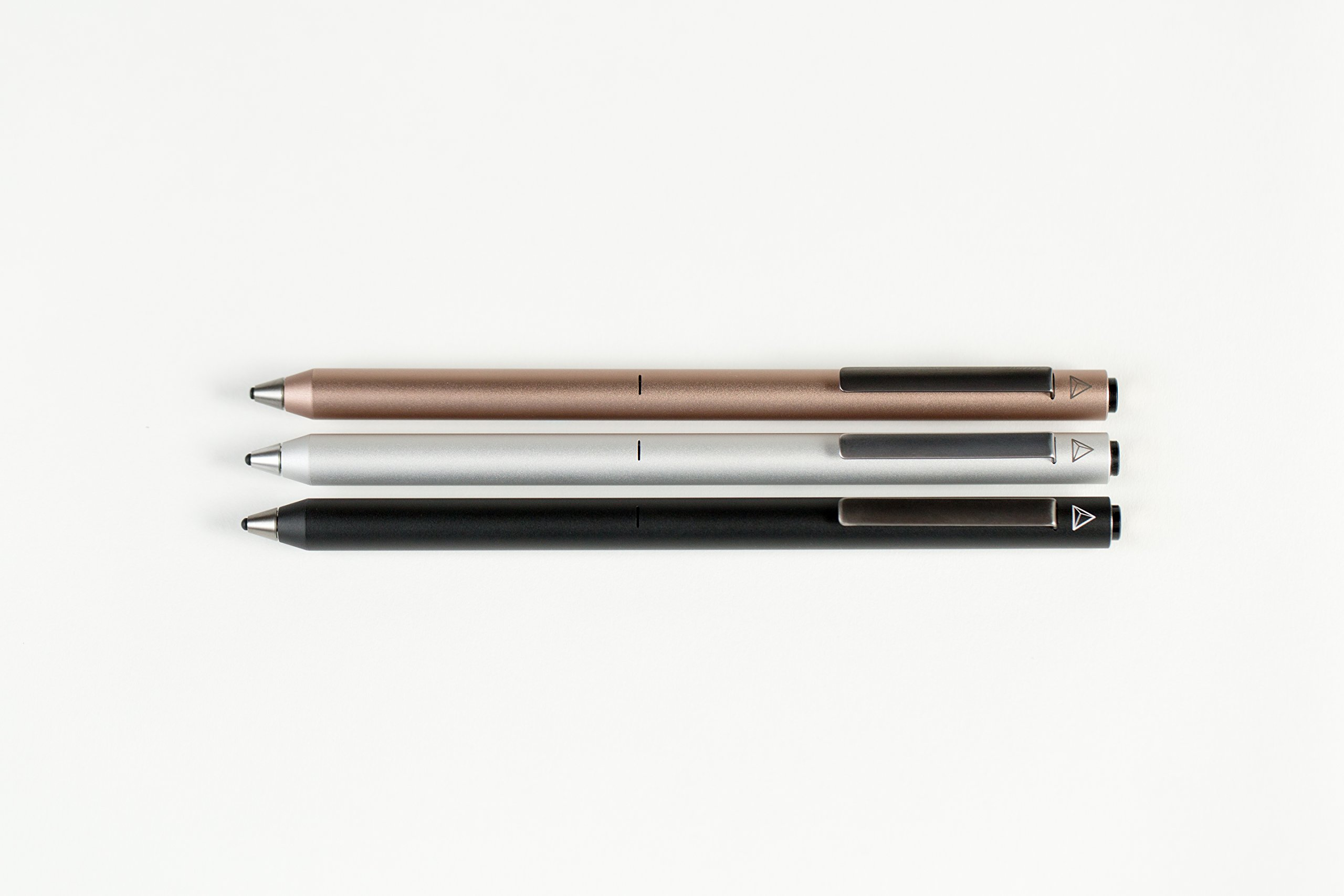 Adonit Dash 3 - Fine Point Precision Stylus for iPad, iPhone, Samsung, Android, and Most Touchscreens, Bronze (ADJD3BR)