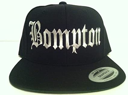 a9ec489456d Image Unavailable. Image not available for. Color  Vintage Bompton Snapback  Hat