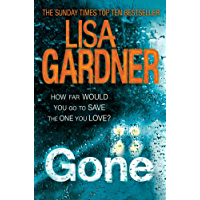 Gone (FBI Profiler 5) (English Edition)
