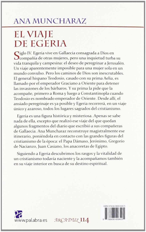 VIAJE DE EGERIA ARCADUZ Original (PDF)