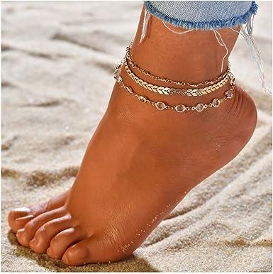 Ladies Anklet