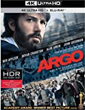 Argo (Theatrical) (4K Ultra HD) [Blu-ray]