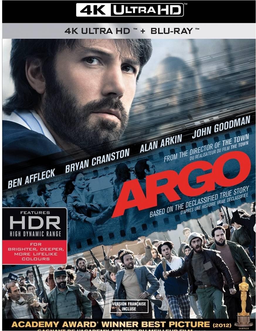 Argo Theatrical  4 K Ultra Hd by Amazon