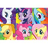 Aquarius My Little Pony Zoom Poster, 24-Inch by 36-Inch