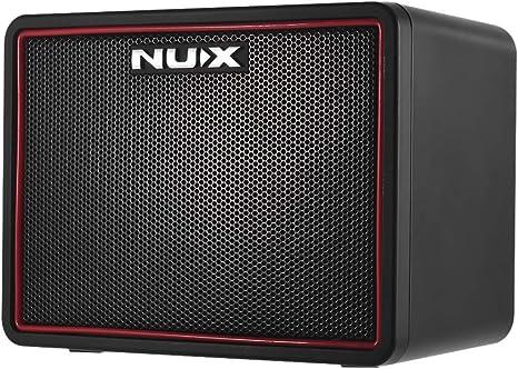NUX Mighty Lite Amplificador de Guitarra Eléctrica de Escritorio ...