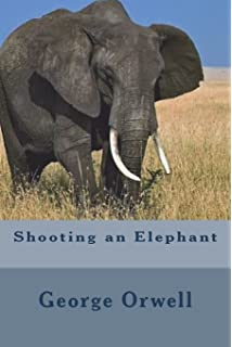 when was shooting an elephant written