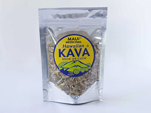 Hawaiian Kava Brew or Chew 1 oz.