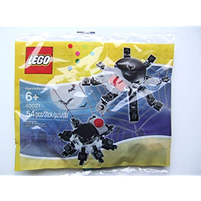 LEGO Seasonal Halloween Mini Figure Set #40021 Spiders Bagged: Toys & Games [5Bkhe0201011]