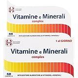 Matt Divisione Pharma - Vitamine e Minerali Complex - Integratore Multivitaminico e Multiminerale - 60 Compresse - 80 gr