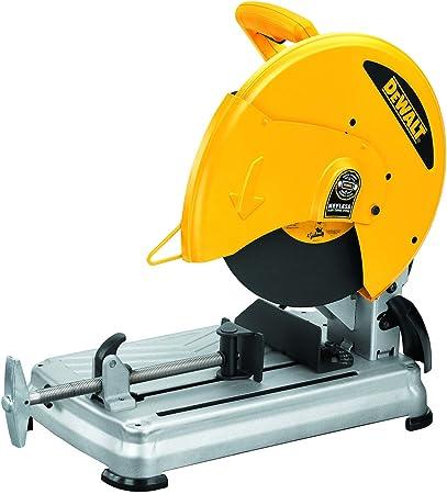 DEWALT Chop Saw, Quick-Change, 14-Inch, Old Model (D28715) - Cut Off Saw -  Amazon.com