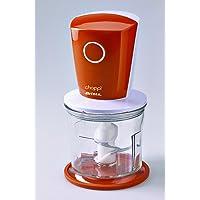 Ariete 1835 Hachoir électrique avec Système à 4 lames Orange