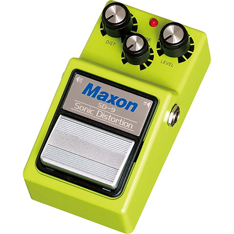 MAXON SD9 Sonic Distortion
