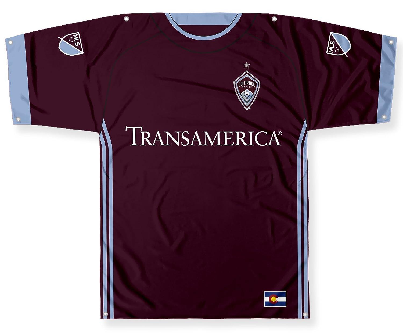 best cheap 8a484 edbff Amazon.com : Winning Streak MLS Colorado Rapids Jersey ...