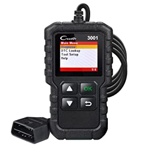 Launch CReader 3001 OBD2 Scanner review