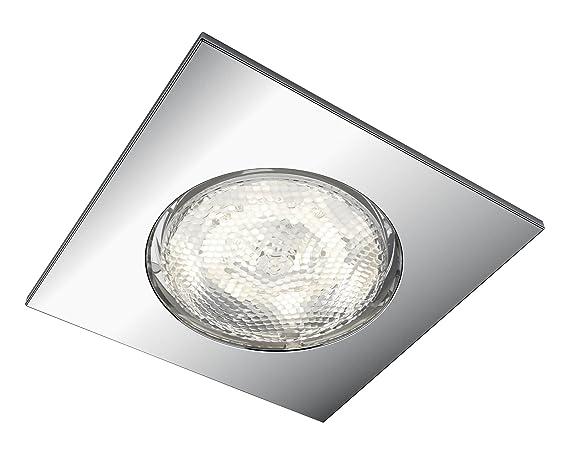 Philips lighting dreaminess faretto singolo da incasso bagno bianco