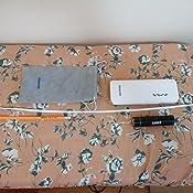 omaker intelligent 10000mah 2 1amp 2 1amp output portable charger external battery. Black Bedroom Furniture Sets. Home Design Ideas