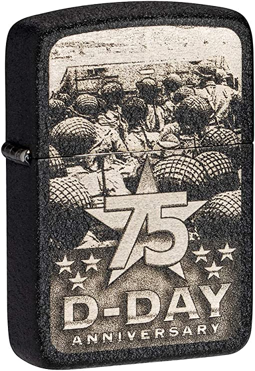 Zippo Día D 75 Anniversary Encendedor: Amazon.es: Hogar