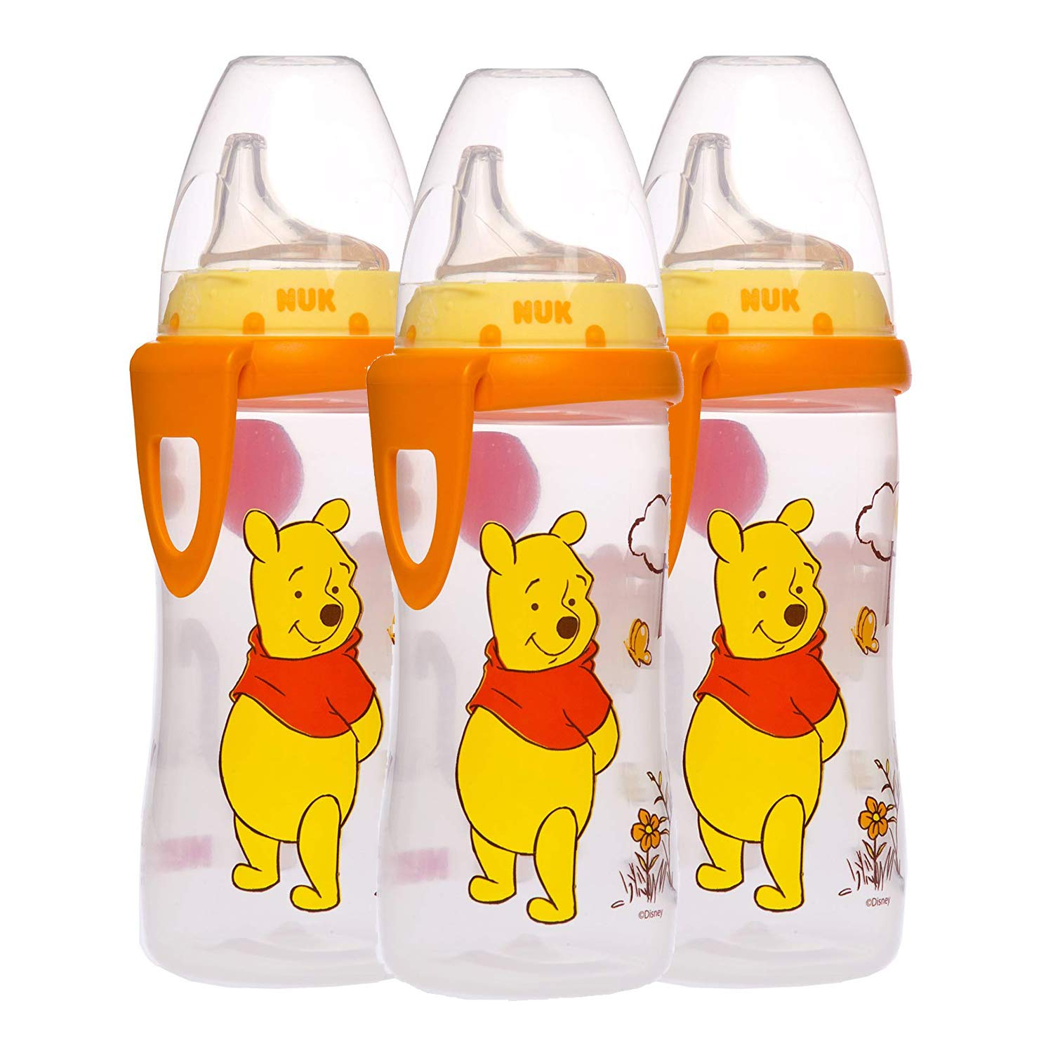 Amazon.com: NUK Disney Active Sippy - Vaso con diseño de ...