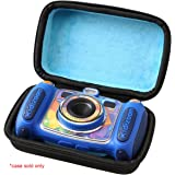 Aproca Hard Travel Storage Case Compatible with VTech Kidizoom Camera Pix/Connect/Twist Connect/Duo Selfie Camera
