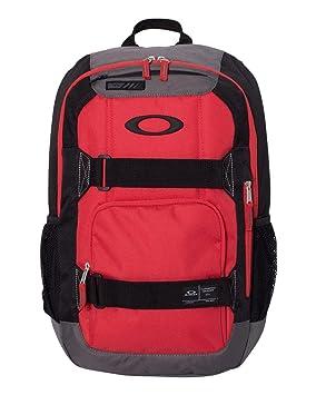 Oakley Mochila Enduro 22 Rojo Rojo Talla:46 x 30 x 15 cm, 20 Liter: Amazon.es: Deportes y aire libre