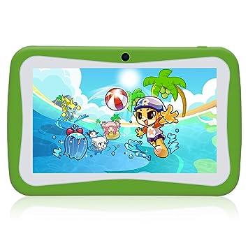 Kivors Tablet para Niños - Tablet Infantil de 7 Pulgadas ...