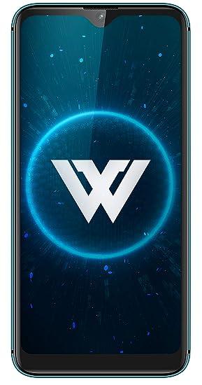 LG W30 (Aurora Green, 3GB RAM, 32GB Storage)
