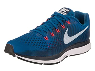 Nike Men's Air Zoom Pegasus  Running Shoe (Blue)