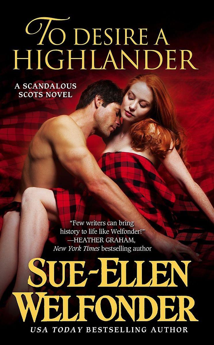 To Desire a Highlander (Scandalous Scots) ebook