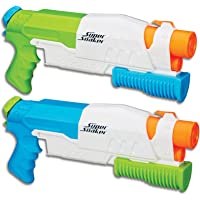 NERF Super Soaker - Scatterblast Water Blaster - 2 Pack - Kids Toys & Outdoor Games - Ages 6+