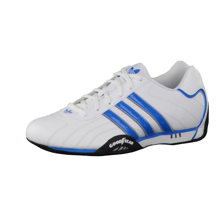 Adidas Uomini Bianco / Blu): Borse Scarpe E Borse Blu): bc5069