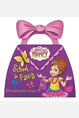 Disney Junior Fancy Nancy: School de Fancy Board book