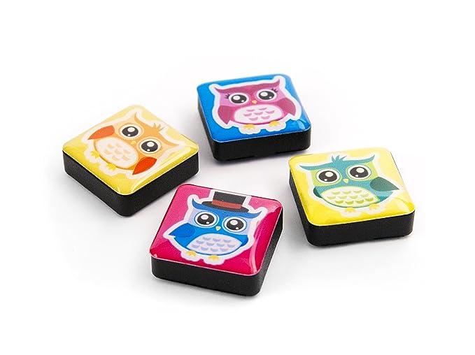 Icon - Owls Imanes para pizarra magnética Frigorífico Whiteboard ...