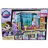 Littlest Pet Shop - La habitación de la diversión, casa de muñecas (Hasbro A9478ES0)