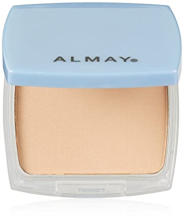 Almay Line Smoothing Pressed Powder, Light Medium, 0.35 Ounce