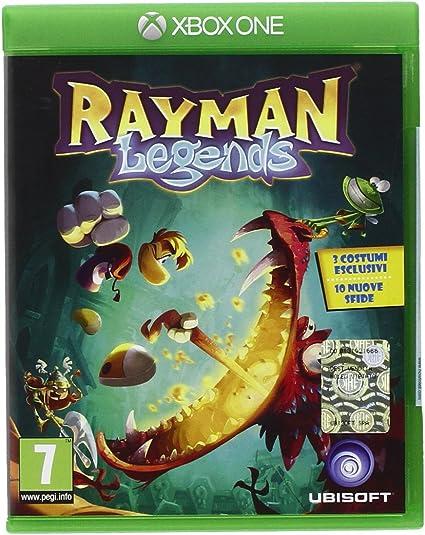 Rayman: Legends [Importación Italiana]: Amazon.es: Videojuegos