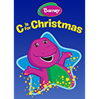 Barney's C is For Christmas (Barney)