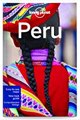 Lonely Planet Peru (Country Guide) Paperback