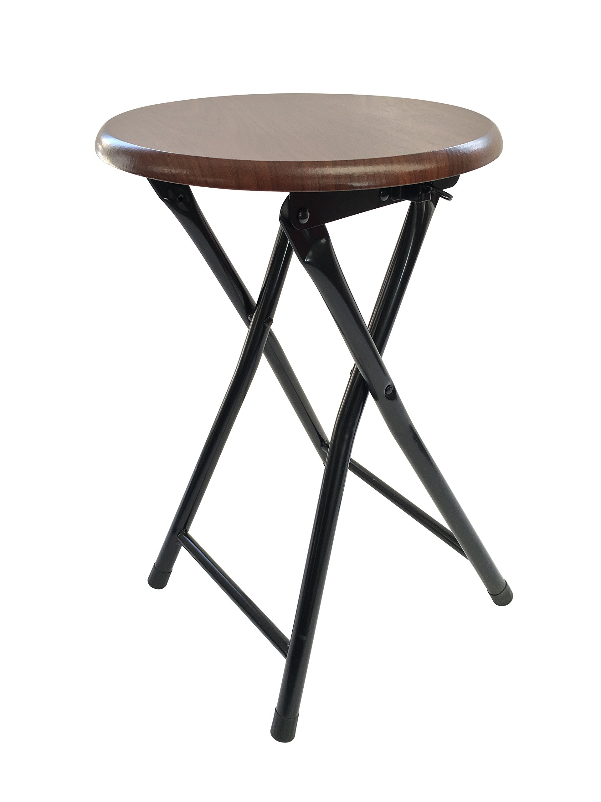 Wee's Beyond 1210-CR Folding Wooden Stool