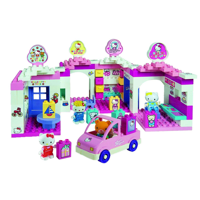 Hello Kitty Briques de Construction Centre Commercial