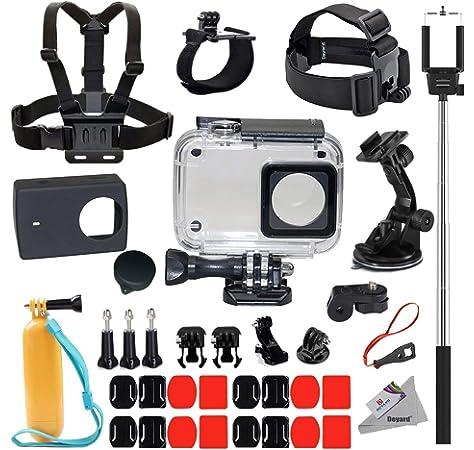 YI 4K Cámara de Acción/Deportiva/cámara de Video 4k WiFi ...