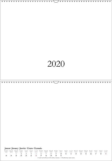 5x BASTELKALENDER FOTOKALENDER KREATIVKALENDER  2019  A3 bis 30x30 cm
