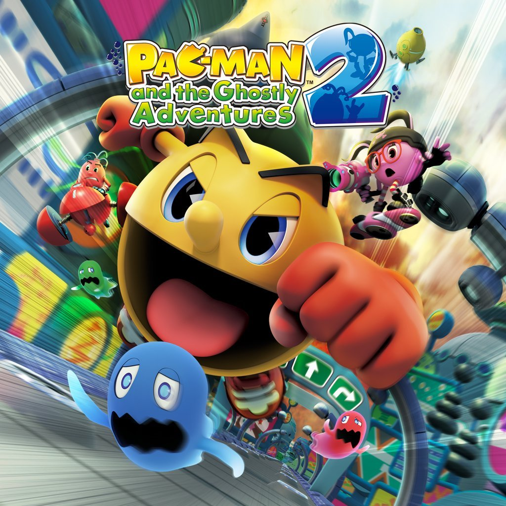 Pac-Man and The Ghostly Adventures 2 - PS3 [Digital Code]