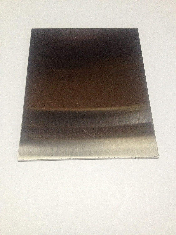 Amazon Com 1 16 X 4 X 8 Aluminum Plate 0625 5052 Aluminum Home Improvement