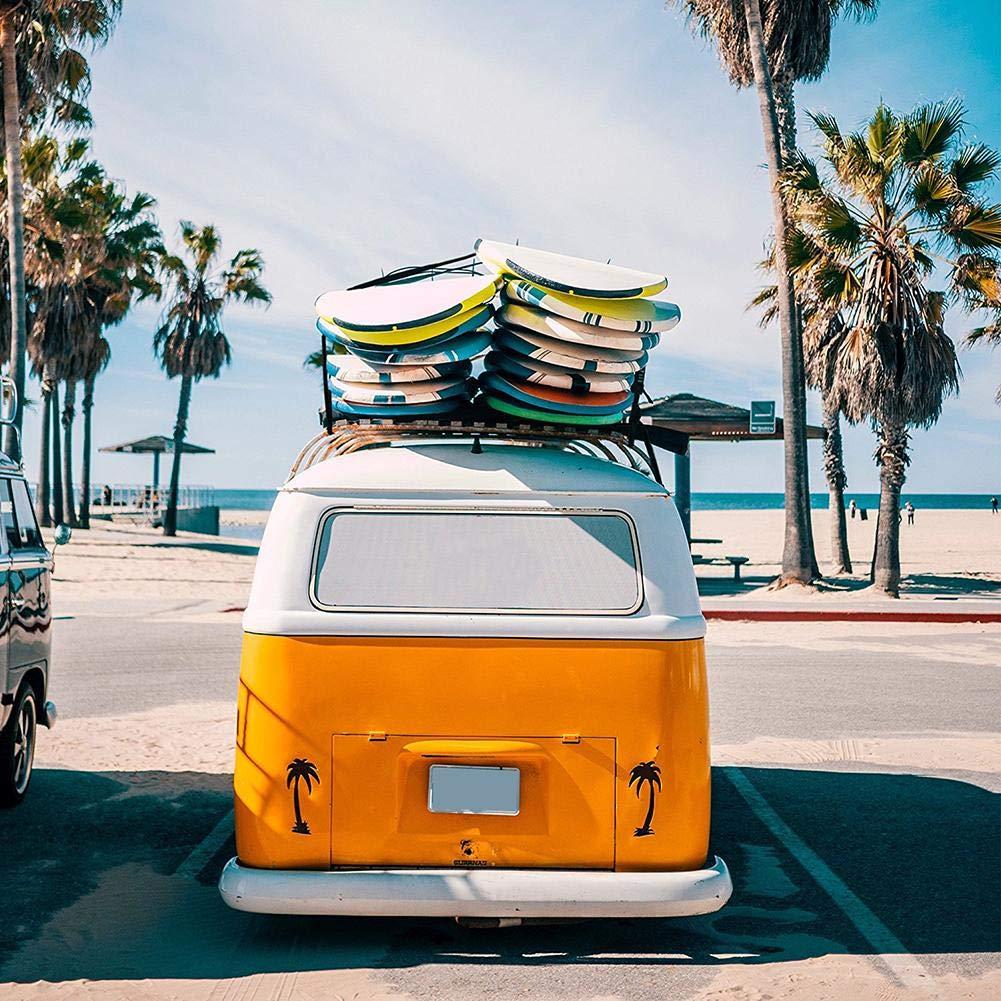 Fibbia per Cintura Tavola da Surf E Cinghia per Moto Cintura di Carico Nero Szseven 1 Set di Portapacchi per Auto Fibbia da Viaggio Imballaggio Resistente E Durevole Cintura per Bagagli