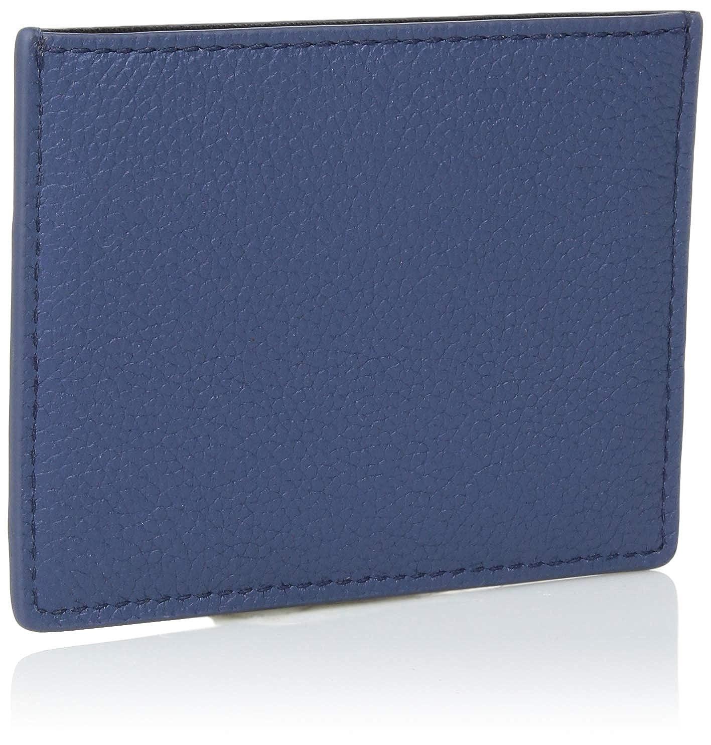 Amazon.com  Emporio Armani Classic Credit Card Holder, Baby Blue  Clothing a9ac7a2779